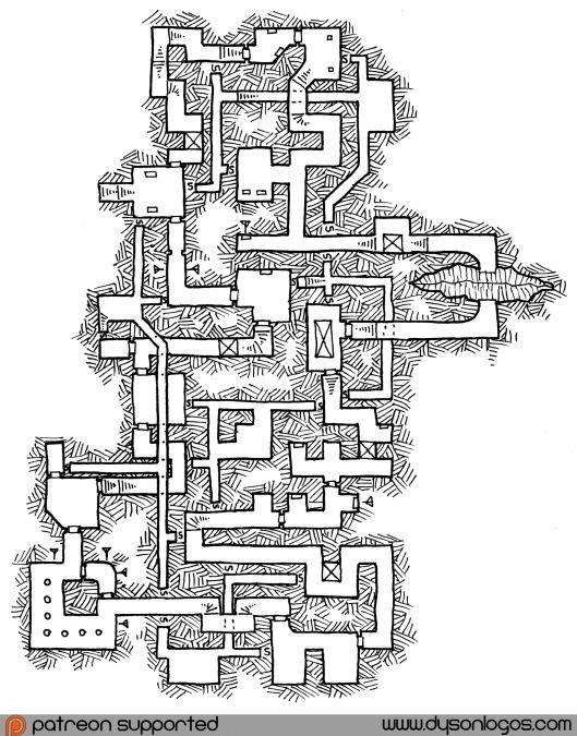 Kobolds Circuit (no grid)