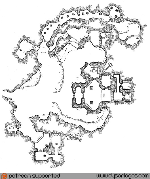 Three Underworld Temples (no grid)