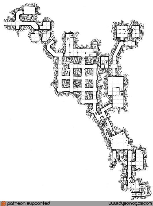My Private Jakalla Map 1L