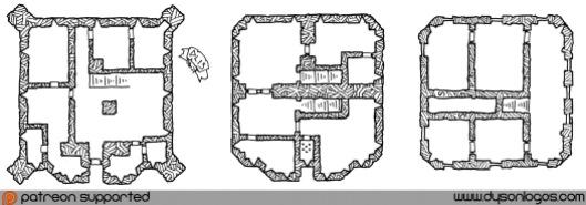 Krelava Manor (no grid)