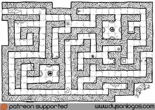 The Goblin's Maze