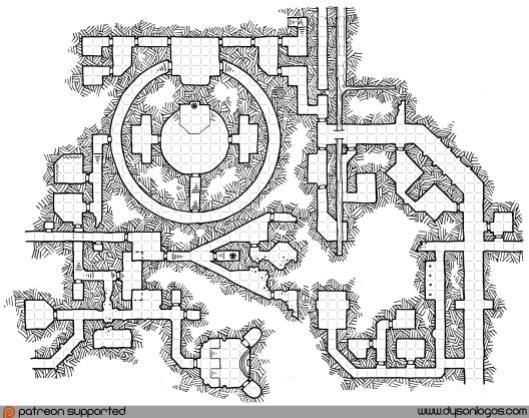 My Private Jakalla Map 1O
