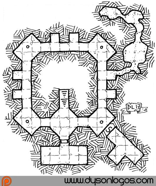 Four Demon Temple