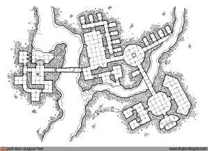 Heart of Darkling - Swiftwater Monastery