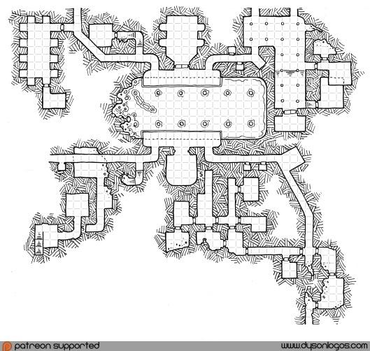 My Private Jakalla - Map 1P