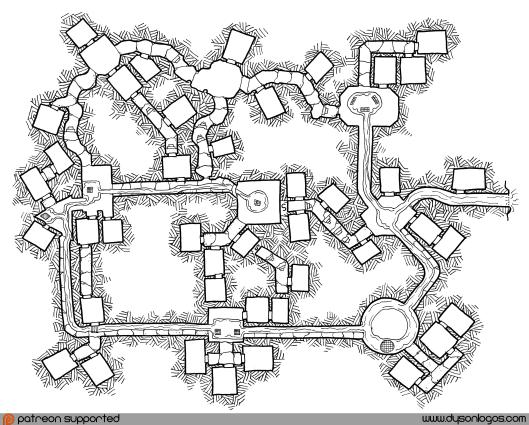Under the Dungeon!