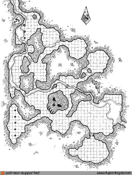 Brinkman's Cave