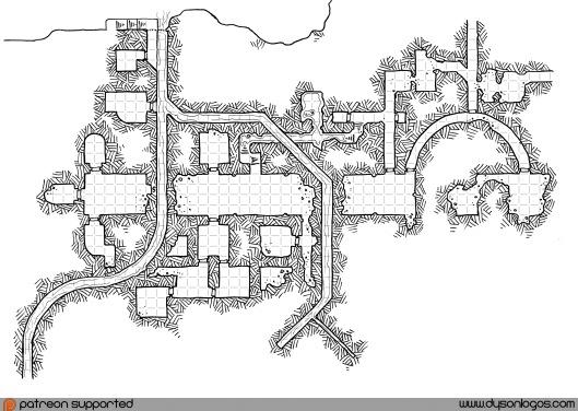 My Private Jakalla - Map 1T