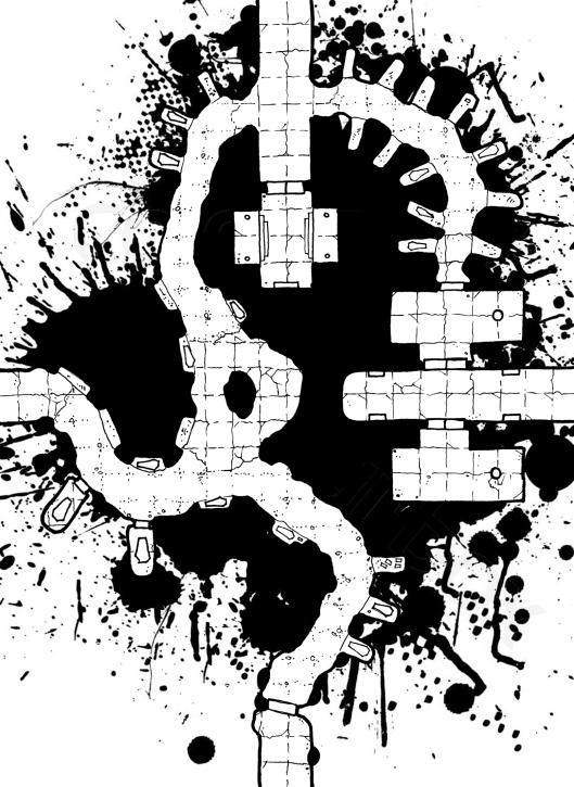 Tombs of Black Ink