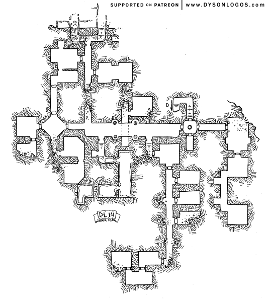 The Ruins under Axehead Mound (no grid)