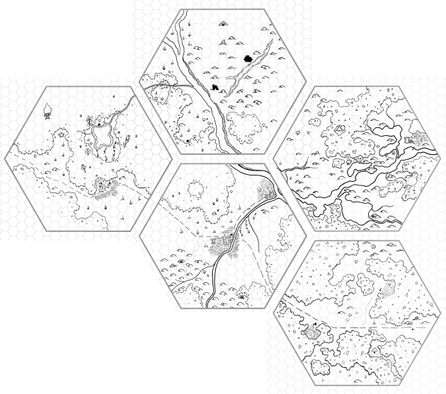 Five Hexes of Baraloba