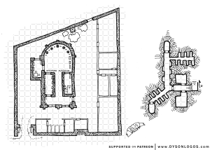 Keegan's Temple Compound