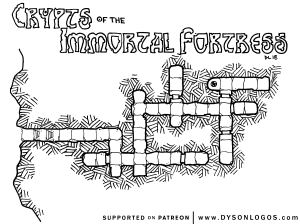 Crypts of the Immortal Fortress