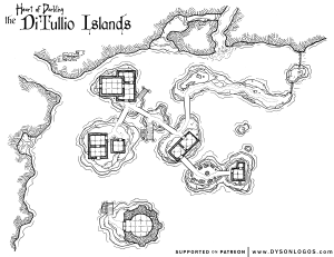 DiTullio Islands