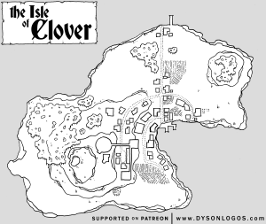 The Isle of Clover
