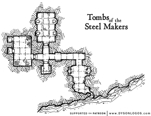 Tombs of the Steel Makers