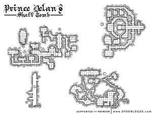 Prince Delan's Shaft Tomb
