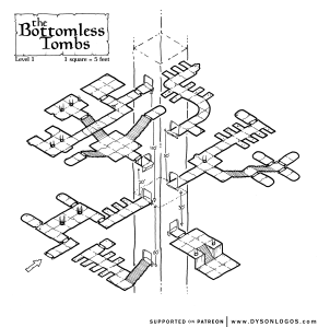 The Bottomless Tombs