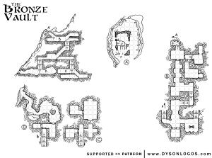 The Bronze Vault