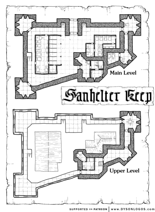 Sanhelter Keep