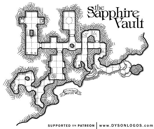 The Sapphire Vault