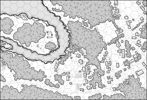 Prince's Harbour - Map 2