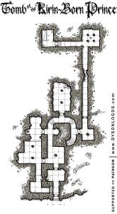 Tomb of the Kirin-Born Prince