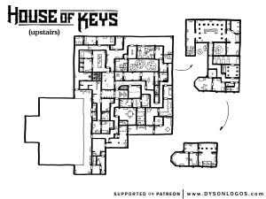 House of Keys - Upstairs