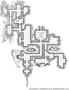 Dungeon of the Third Eye