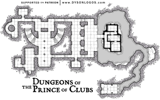 Dungeons of the Prince of Clubs