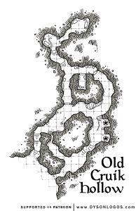 Old Cruik Hollow