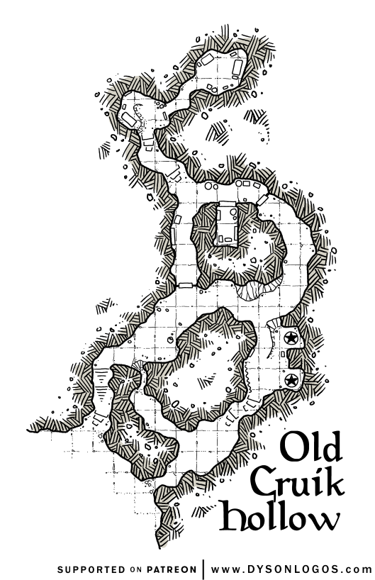 Old Cruik Hollow