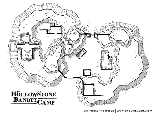 HollowStone Bandit Camp