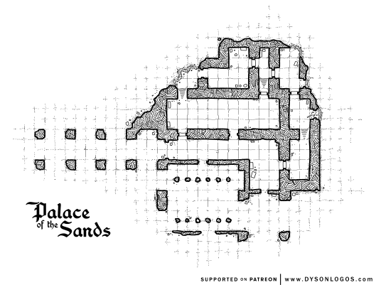 Palace of the Sands