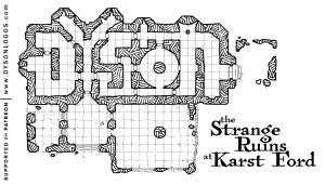 Strange Ruins