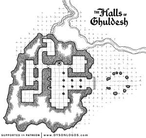 The Halls of Ghuldesh