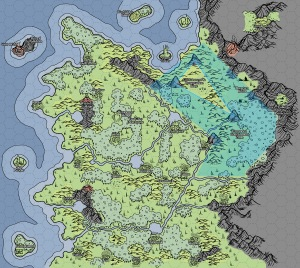 Maps | Dyson's Dodecahedron