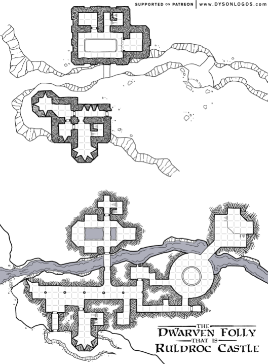 The Dwarven Folly