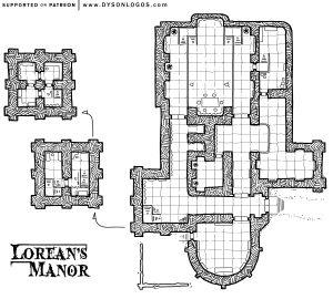 Lorean's Manor