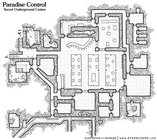 Paradise Control