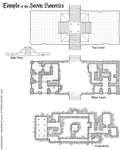 Temple of the Seven Heretics