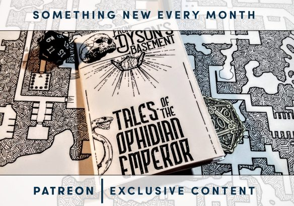 Patreon Exclusive Content Coming Soon! | Dyson's Dodecahedron