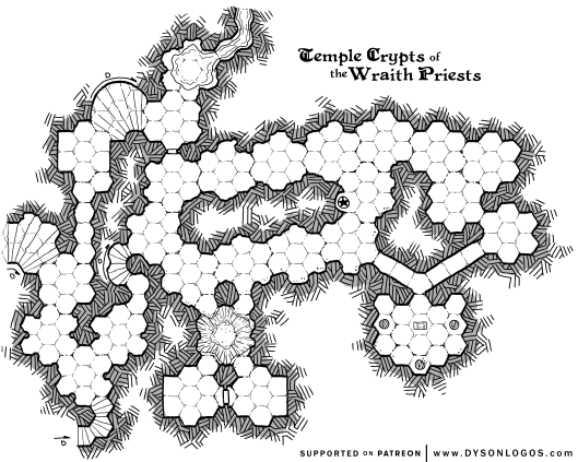 Temple Crypts of the Wraith Priests