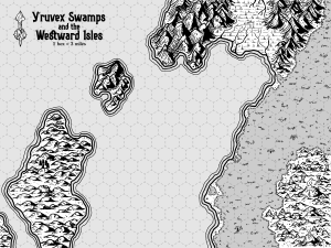 Yruvex Swamps