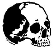 055 - Skull Variations 1 150