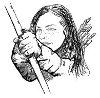 111 - Archer Detail