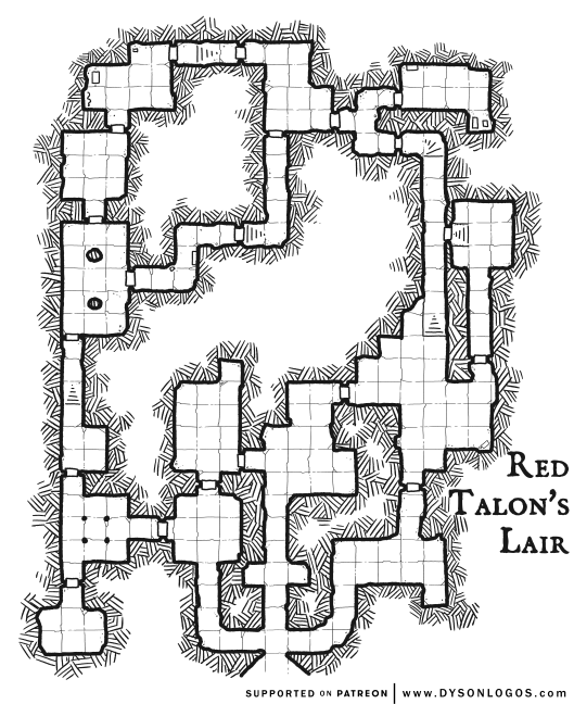 Black Talon's Lair