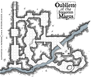 Oubliette of the Forgotten Magus