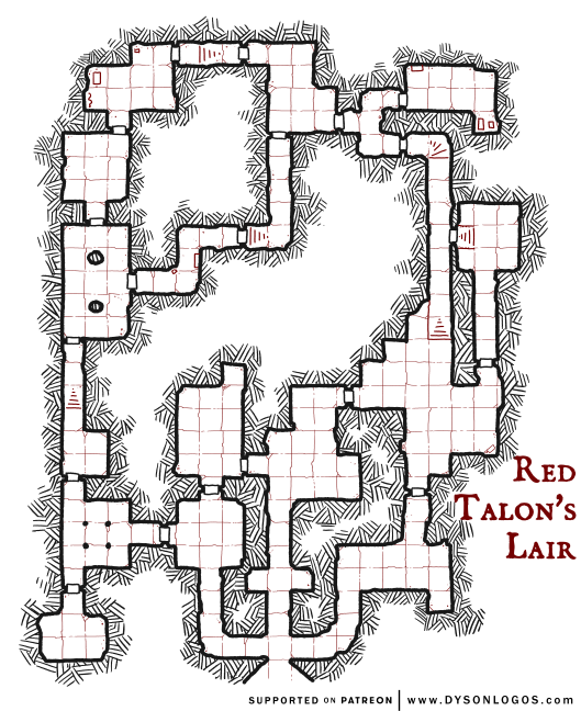 Red Talon's Lair