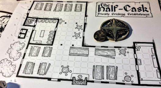 The Half-Cask Tavern